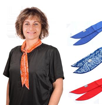 HPXfresh kühlendes Halsband mit Farbvariationen