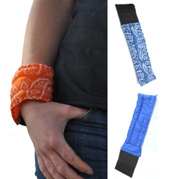 HPXfresh kühlendes Armband mit Farbvariationen